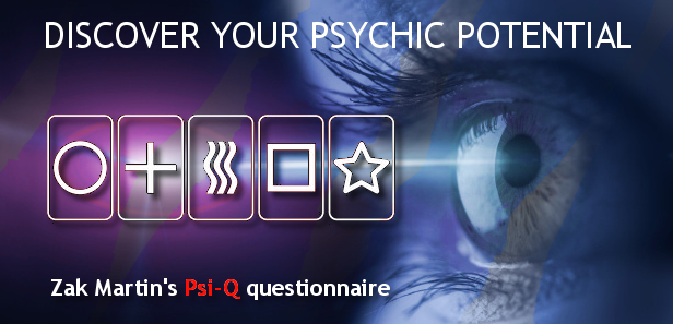 Discover Your Psychic Potential