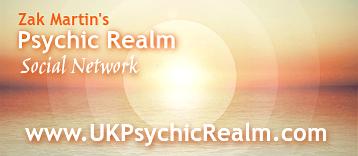 Zak Martin's Psychic Realm