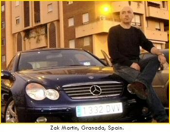 Zak Martin
